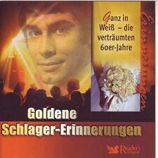 Goldene Schlager- Erinnerungen -  Ganz in weiß - Reader's Digest  3 CD Box