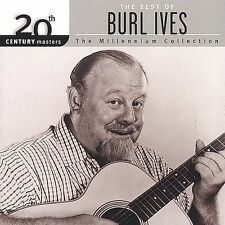 BURL IVES**BEST OF (RM)**CD