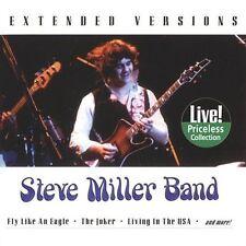Steve Band Miller - Extended Versions [CD New] Fly Like An Eagle The Joker