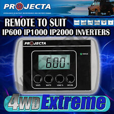 PROJECTA  REMOTE IPREMOTE TO SUIT IP600 IP1000 IP2000 PURE INVERTER BATTERY
