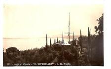 """573  -  Lago di Garda  -  """"IL VITTORIALE""""   -  R. N. Puglia"""