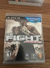 The Fight: Lights Out - PlayStation 3 Complete
