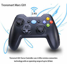 Tronsmart Mars G01 2.4GHz Wireless Gamepad Controller fr Android TV BOX PS3 PC