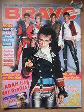BRAVO 2 - 1982 (1) Adam Ant AC/DC ABBA Teens Soft Cell Ideal Andrea Jürgens