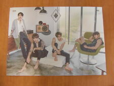 CNBLUE - 2gether (Ver. A) [OFFICIAL] POSTER K-POP *NEW*