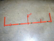"Simplicity 1668718 Roller Arm Assembly 48"" Mower Deck  5000 6000"