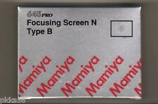Mamiya 645 AF, AFD, DF, Phase One MODIFIED FOCUSING SCREEN (RANGEFINDER SPOT)!!!