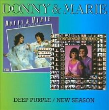 Deep Purple/New Season by Donny Osmond (CD, Jun-2008, 7T's)