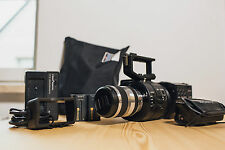 Sony NEX FS 700 e + Sony sel18200 FULL HDF Camcorder commerciante TOP