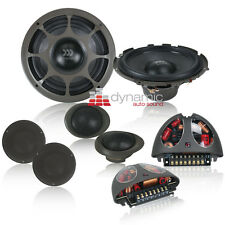 "Morel VIRTUS 603 Car Audio 6.5"" Component Speakers 3-Way 300W VIRTUS603 New"