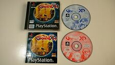 Grandia - Sony Playstation 1 - PS1 - PAL FR - Complet - RPG - No Exclusif
