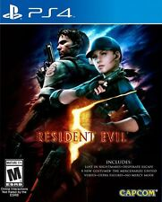 Taketwo Interactive 56030 Resident Evil 5 Hd Ps4