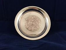 STERLING MEXICAN TRINKET DISH - .925