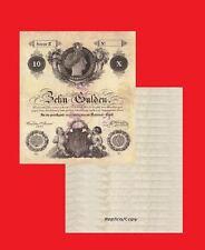 Austria 10 Gulden 1841.  UNC - Replica/Reproductions