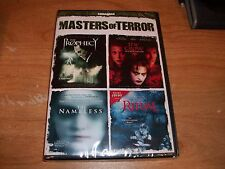 (2) Masters of Terror (DVD Horror Movies, 2011) Halloween Dracula 2 The Crow NEW