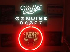 Chicago Bulls Neon Sign--RARE