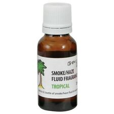 New QTX Light Tropical Smoke / Haze / Fog Machine Fragrance Fluid 20ml