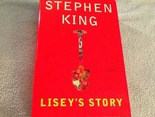 Stephen King Lisey's Story 2006 First Edition Hardcover Horror