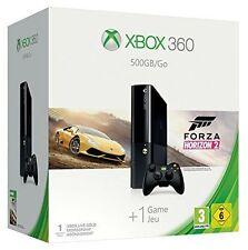 MICROSOFT Xbox 360 500GB Go Forza Horizon 2 Bundle Konsole  Schwarz *NEU&OVP*