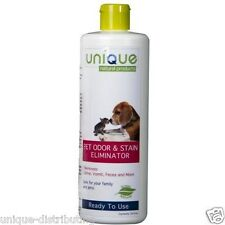 Unique Natural Products Pet Odor and Stain Urine Eliminator 24 oz. Ready To Use
