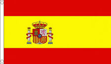 3' x 2' Spain State Flag Spanish National Flags Europe European Country Banner