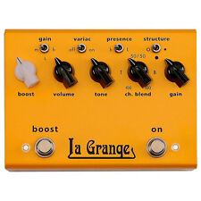 Bogner Amplification La Grange Overdrive Boost True Bypass Guitar Effects Pedal