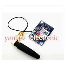 SIM800L V2.0 5V Wireless GSM GPRS MODULE Quad-Band W/ Antenna Cable Cap M105 Top