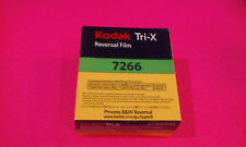 Kodak Super 8mm Movie Film Tri-X 7266 B&W reversal *Brand New* Cartridge 1889575