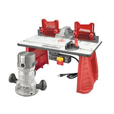 Craftsman 1 3/4 HP Router and Router Table Combo Brand New!