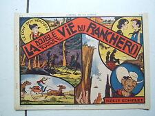 EDITION SAGE / L APPEL DE LA JUNGLE / NUM 20 / LE COW BOY HEROIQUE / 1939