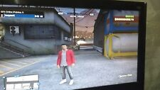 MOD GTA V ACCOUNT PS4