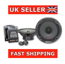 "ALPINE SPG-17cs 6.5"" 280W Car Audio 2-Way Component 16.5cm Speakers + Tweeters"
