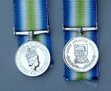 ONE Minature medal for the Falklands war made by Spink & Son- EIIR