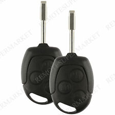 Replacement for Ford 2010 2011 2012 2013 Transit Connect Remote Car Key Fob Pair
