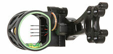 2015 Trophy Ridge Joker 4 Pin Bow Sight RH or LH Black Model# AS108 fiber optic
