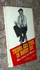 Things are Fine in Mount Idy,Arquette,VG-/G+,HB,1960,Second Printing    A