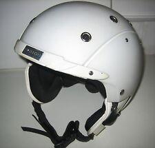 Indigo Ski/Snowboard Helmet White L/XL