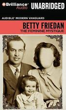The Feminine Mystique (Audible Modern Vanguard), Friedan, Betty, New Books