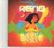 (DR97) Reno, Costa (It's A Beautiful Day) - 2002 CD