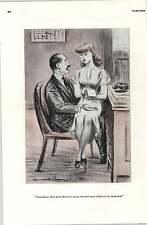 Anni'30 Risque cartoni animati Howard Baer INDECENTE segretario