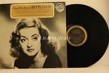 "Classic Film Scores for Bette Davis - 1973 RCA Records     LP 12"" (VG)"