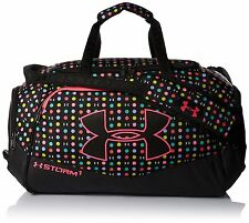 "Under Armour UA Storm Undeniable II Duffle Bag Small 22"" Black Sport/Gym /Travel"