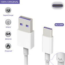 Original for Huawei Mate 9 Pro USB 3.1 Type C 4.5V 5A Charging Data Sync Cable 6