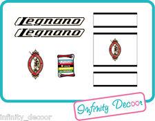 Kit stickers adesivi per bici da corsa vintage LEGNANO 2 - Legnano bici