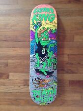 Deathwish Skateboard Deck T&C Lizard King Town and Country
