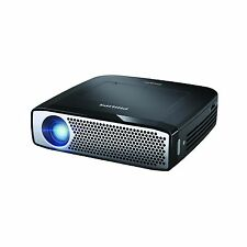Philips PicoPix PPX 4935 LED 1280x720 Pocket Projector 720p 350lm 100000:1 16:9