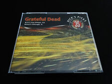 Grateful Dead Dick's Picks 35 Volume Thirty Five 8/7 & 24/1971 CA IL 4 CD 1st