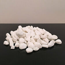 1kg New White Natural Decorative Stones Pebbles Aquarium Decoration Vase Garden