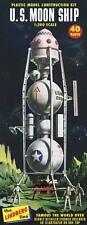 Lindberg [LND] 1/96 U.S. Moon Ship Plastic Model Kit LND602