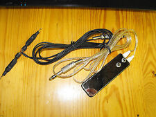 6ft standard clip cord and footswitch for tattoo machines uk stock